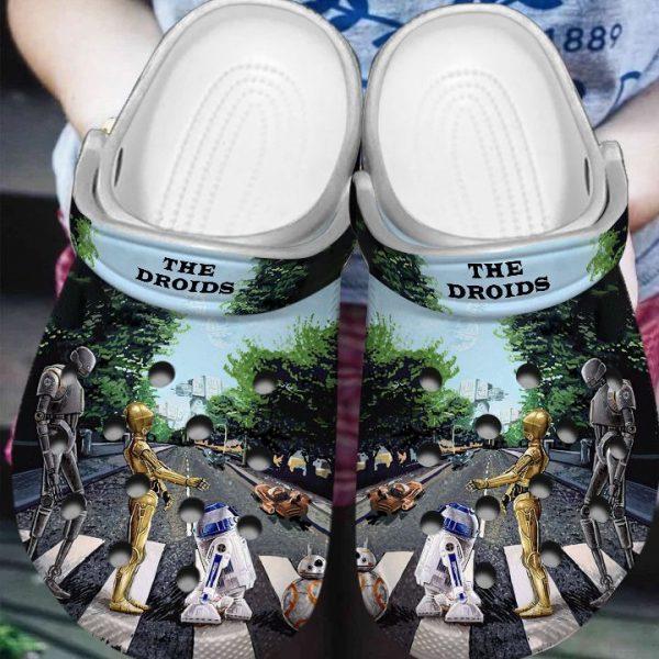 The Droids abbey road Croc Crocband Shoes