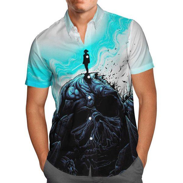 The Last Jedi Hawaiian Shirt