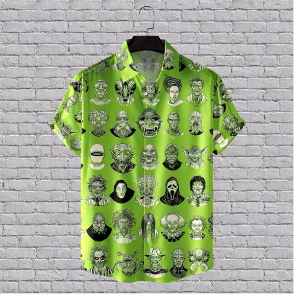 The Monsters Hawaiian Shirt