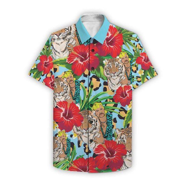 Tiger King Hawaiian Shirt