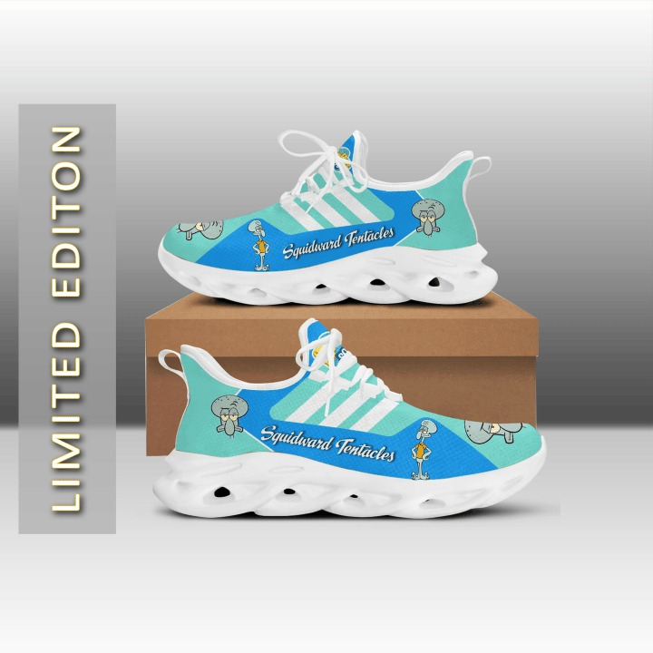 Squidward tentacles clunky max soul shoes 1