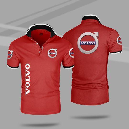 Volvo 3d polo shirt 3 1