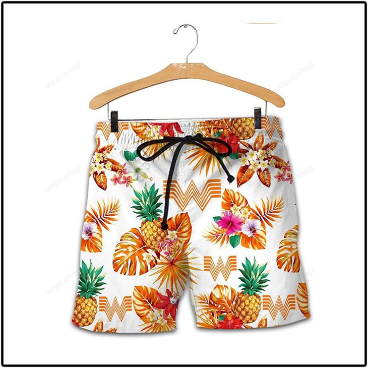 Whata Hawaiian Shirt And Short3