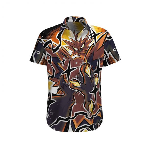 Zapdos Hawaiian Shirt