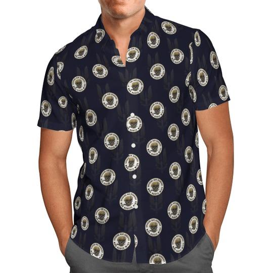 British SAS skull hawaiian shirt 2