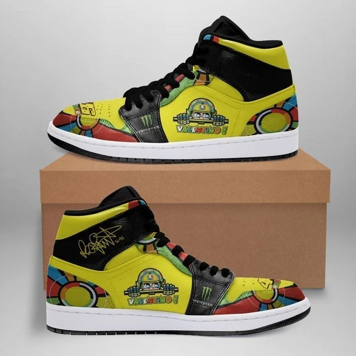 Valentino Monster high top shoes 2