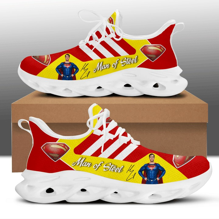 Super man clunky max soul shoes 1