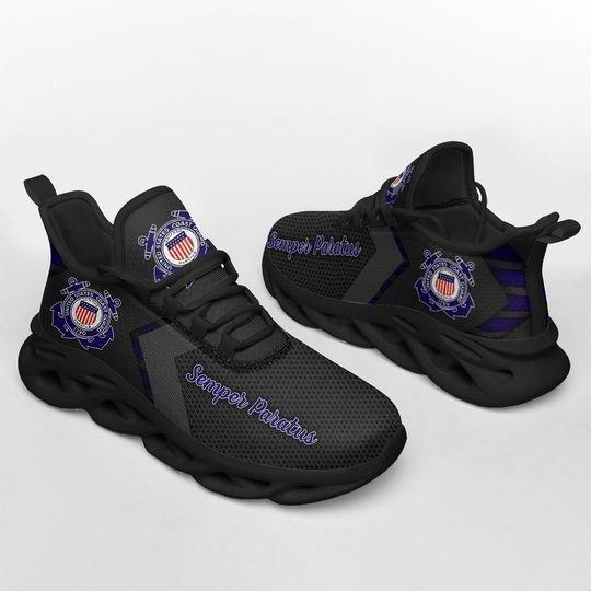 US coast guard semper paratus max soul clunky shoes 4