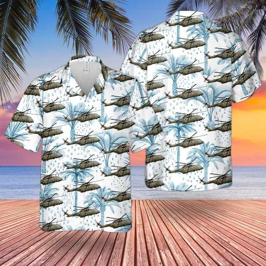 Raf merlin HC3 hawaiian shirt 1