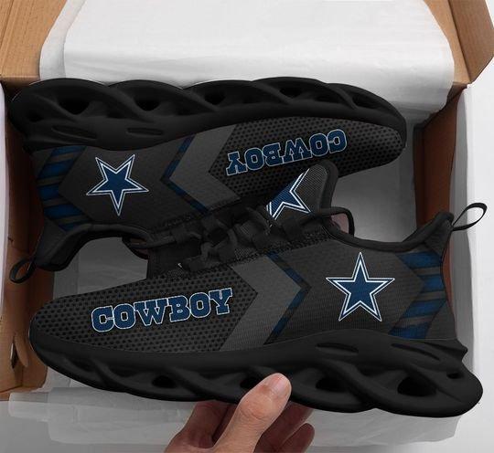 Dallas Cowboy max soul clunky shoes 1