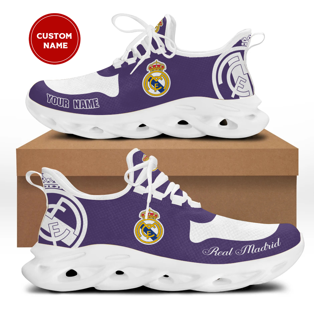 Real Madrid max soul clunky shoes