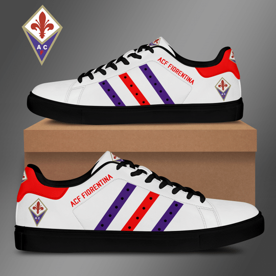 13 ACF Fiorentina stan smith low top shoes 1
