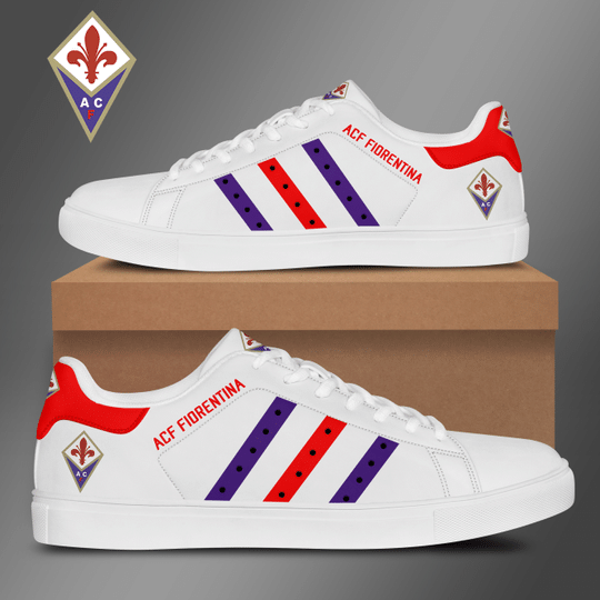 13 ACF Fiorentina stan smith low top shoes 2