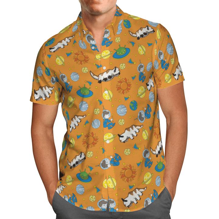31 Avatar Appa hawaiian shirt 1