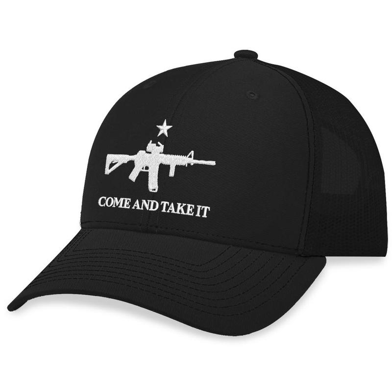 5 Come And Take It Trucker Hat 1