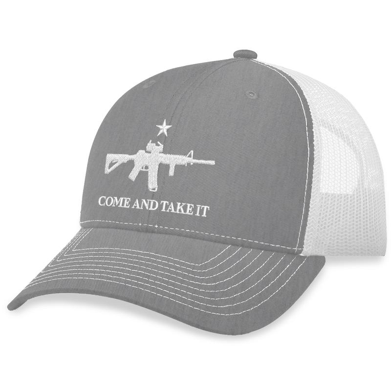 5 Come And Take It Trucker Hat 2