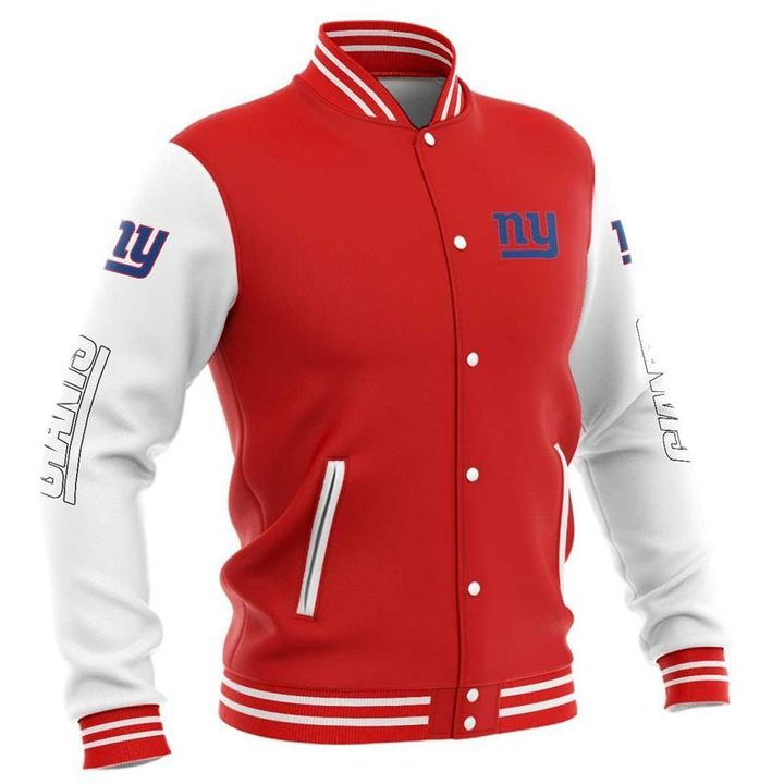 New york giants baseball jacket 6