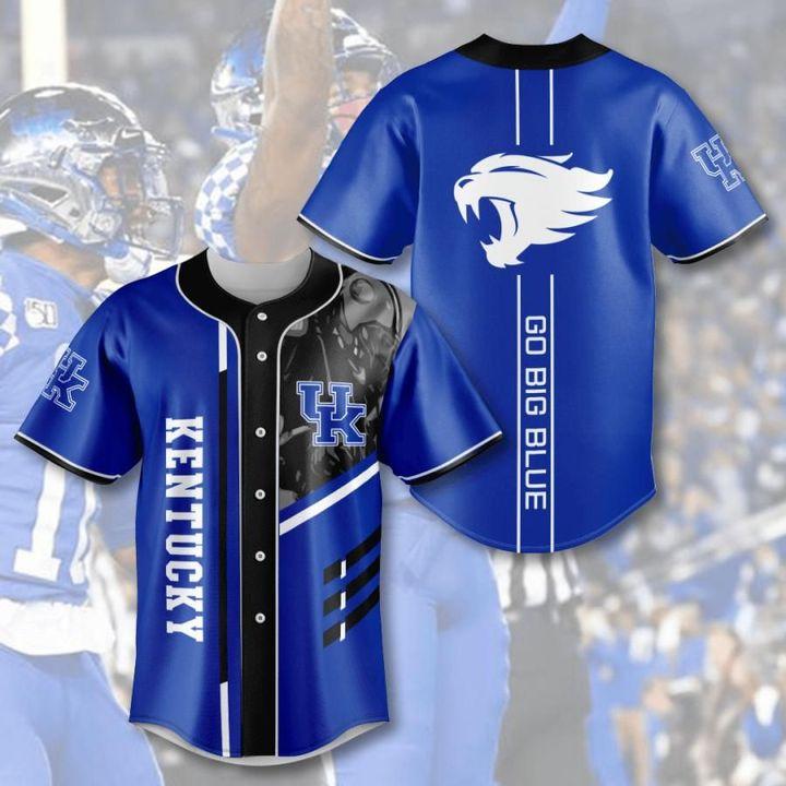 Ncaa kentucky wildcats baseball jersey