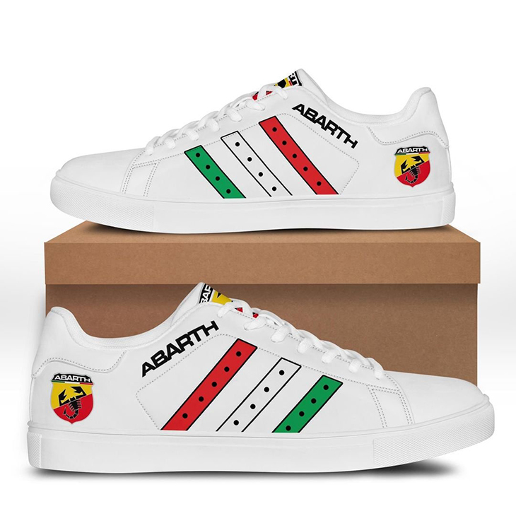 ABARTH LPH HL Stan Smith Shoes1