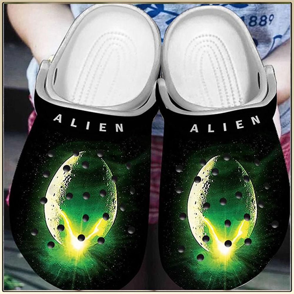 Alien Horror Movies Crocs Crocband Clog1