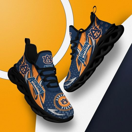Auburn Tigers clunky max soul shoes 2