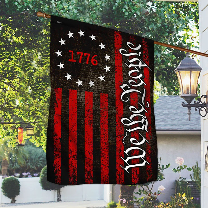 Betsy Ross 1776 We The People Flag1