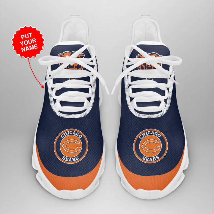 Chicago Bears custom personalized clunky max soul shoes 1