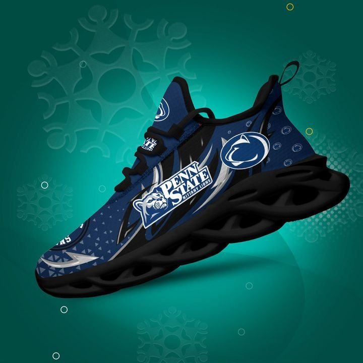 Penn State Nittany Lions clunky Max Soul High Top Shoes 4
