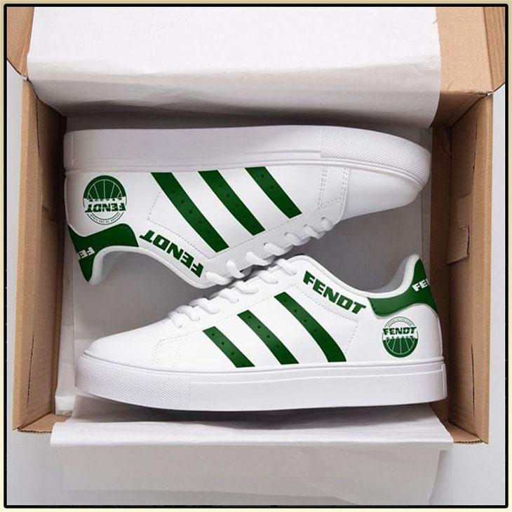 Fendt Logo Stan Smith Low top Shoes1