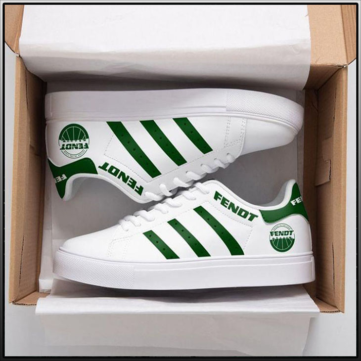 Fendt Logo Stan Smith Low top Shoes2