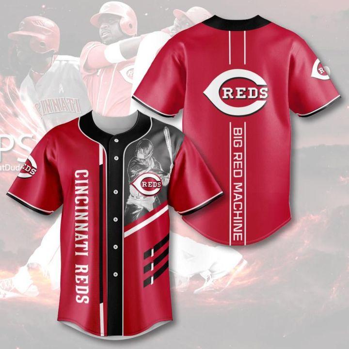 Mlb cincinnati reds baseball jersey