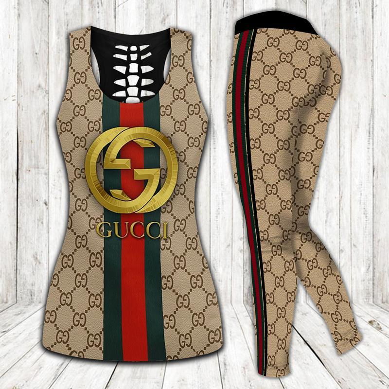Gucci Tank Top And Leggings