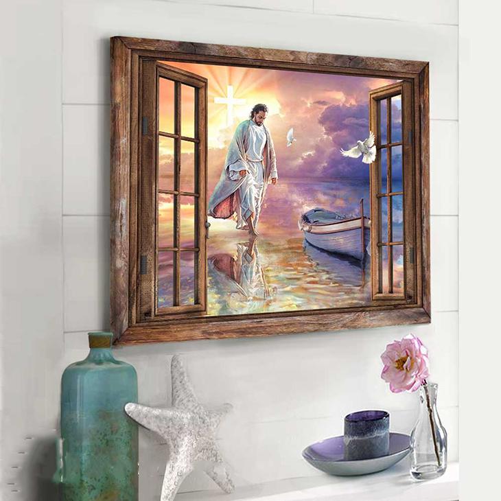 Jesus Christ Canvas1