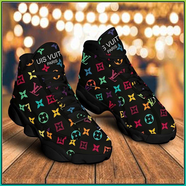 Louis Vuiton Paris air Jordan 13 Shoes 1