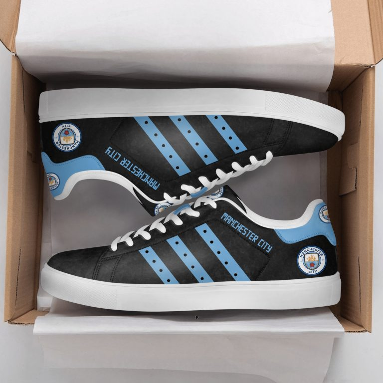 Manchester City stan smith low top shoes 3.1