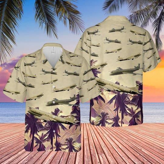 Raf Historical Nimrod Mr 2 Hawaiian Shirt
