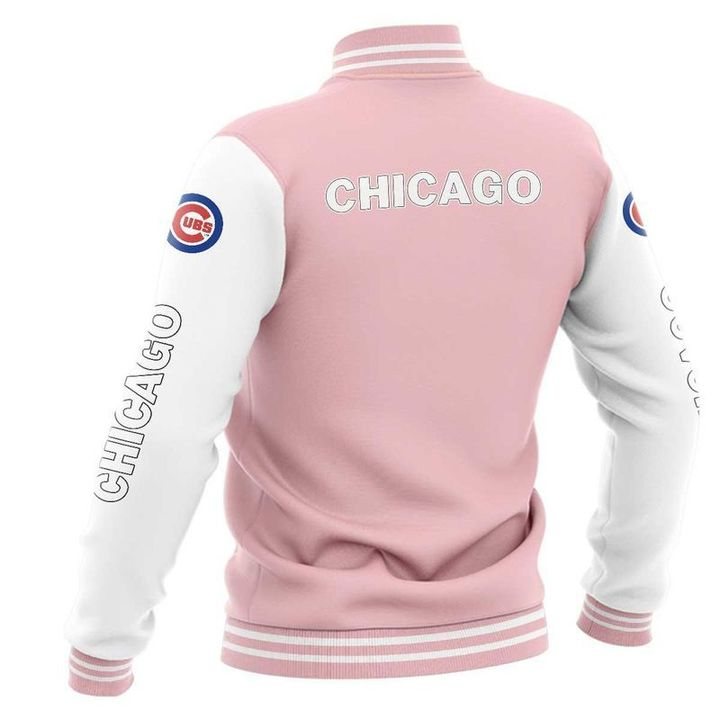 Chicago cubs baseball jacket 2