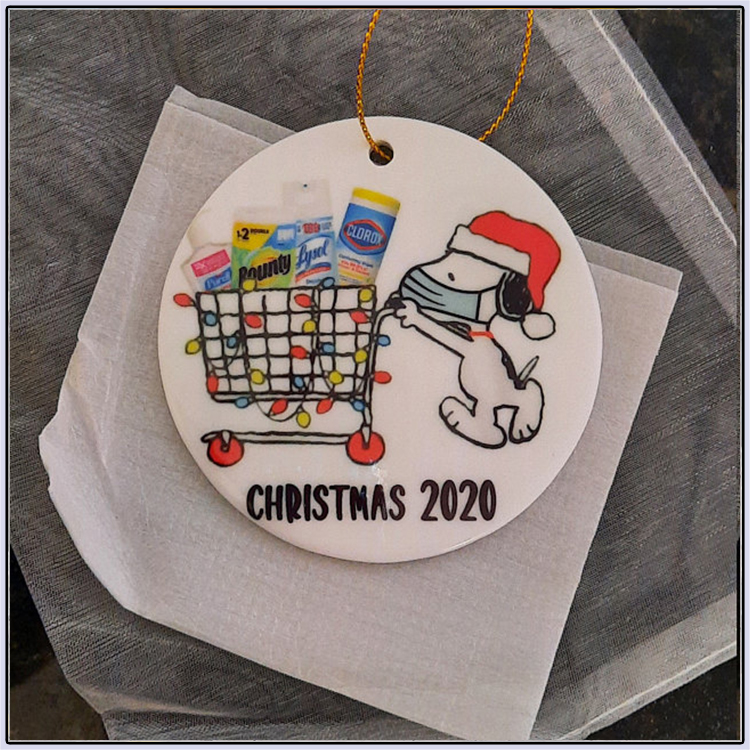 Snoopy Shopping Christmas 20203
