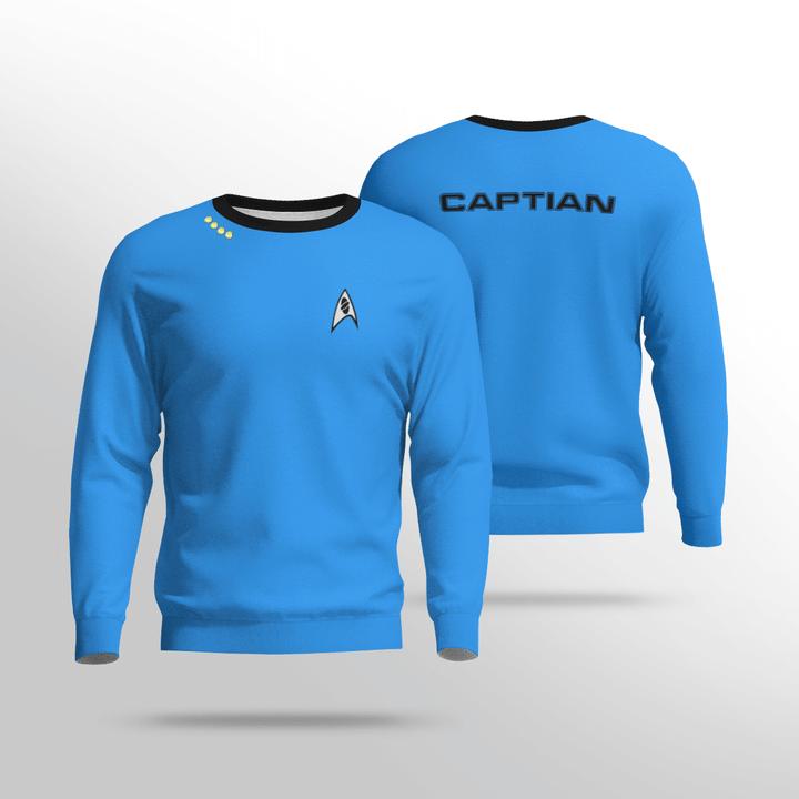 Star trek sweatshirt