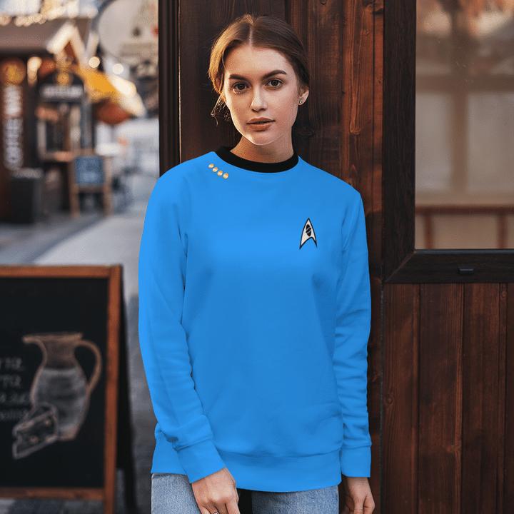 Star trek sweatshirt1