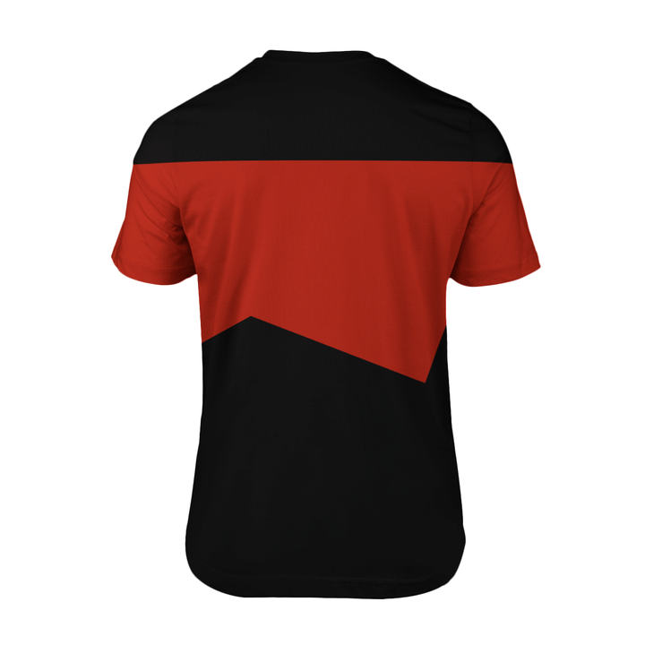 Star trek tng captain shirt2