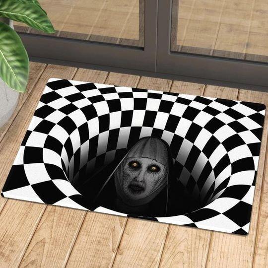 Valak llusion Doormat4