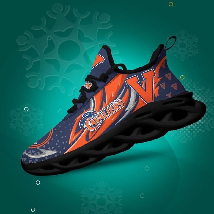 Virginia Cavaliers clunky Max Soul High Top Shoes 4