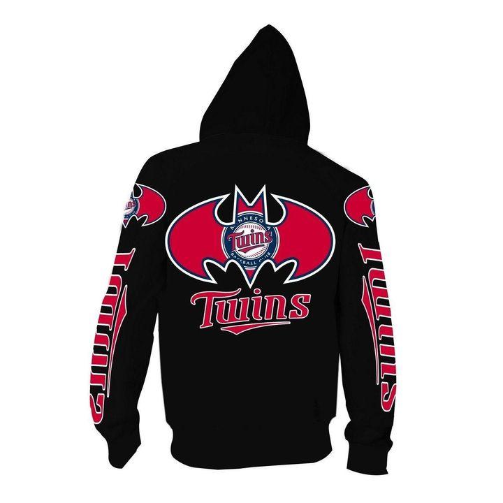 Minnesota twins hoodie 2
