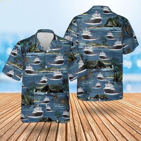 Sd Northern River Hawaiian Shirt