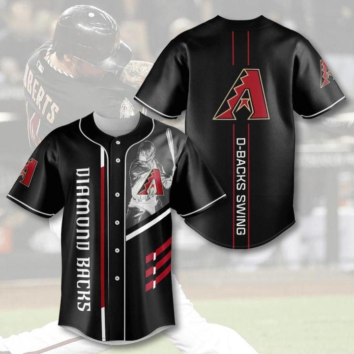 Mlb arizona diamondbacks baseball jersey