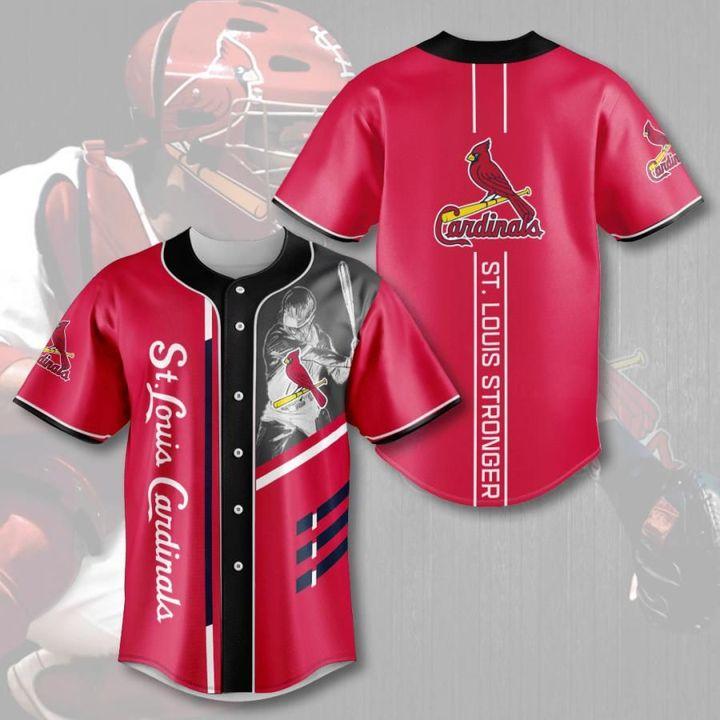 MMlb st.louis cardinals baseball jersey