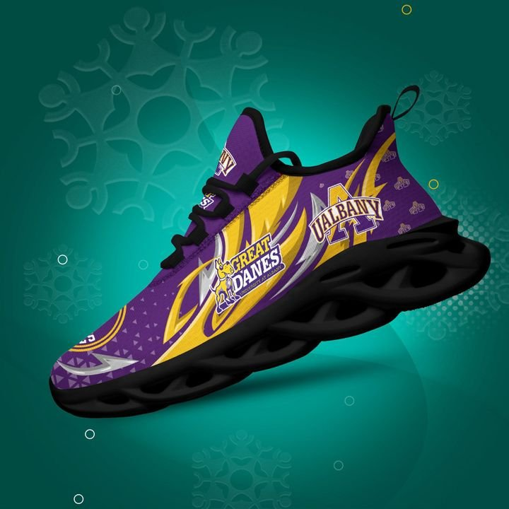 Albany Great Danes clunky Max Soul High Top Shoes 4