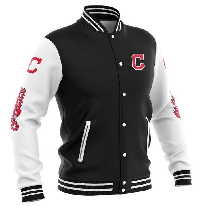 Cleveland indians baseball jacket 3