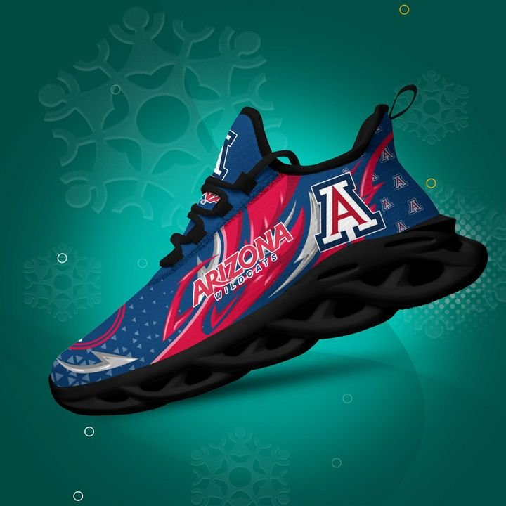 Arizona Wildcats clunky Max Soul High Top Shoes 4